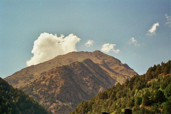 Trekking Andorra Coma Pedrosa 2942m